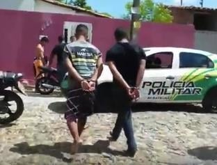 Dupla é presa em flagrante após assaltos em Teresina
