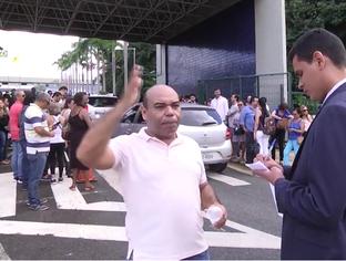 Professores da rede estadual protestam no Maranhão