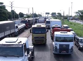 Greve dos caminhoneiros; aeroporto e postos de Teresina podem ficar sem combustíveis