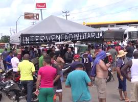 Caminhoneiros mantém protestos e aumentam pontos de bloqueio no MA