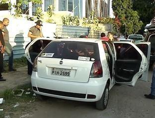 Polícia encontra veículo roubado da caminhada da fraternidade; dinheiro ainda não foi recuperado