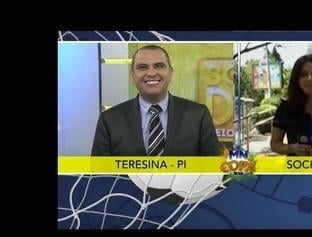 MN na Rússia: Imprensa internacional acompanha e torce por seleção brasileira