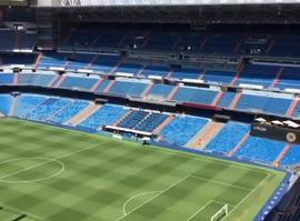 Correspondente MN mostra expectativa de torcida espanhola direto do Estádio Santiago Bernabéu