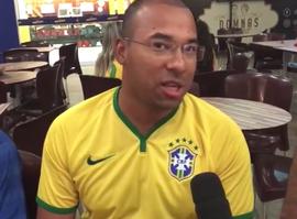 Brasileiros se reúnem no Picos Plaza Shopping em torcida pela seleção