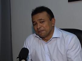 Fábio Abreu diz que já havia sinais de que Regina Sousa seria indicada como vice