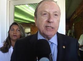 Eymael fala sobre sua quinta candidatura a Presidência da República