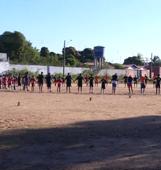 Escolinha de futebol de Teresina ajuda a realizar sonho de crianças e jovens carentes