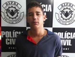 Denúncia dos populares ajuda a polícia a prender acusado de praticar assaltos