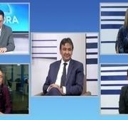 Sabatina do candidato à reeleição ao Governo do Estado Wellington Dias (PT) no programa Agora