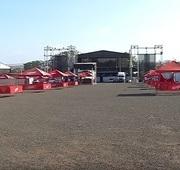 70 Minutos: Arena Chevrolet já está preparada para o evento do ano: Festival Aniversário de Teresina