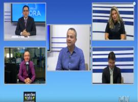 Pinga Fogo: Sabatina do candidato ao governo do Estado Valter Alencar no programa Agora
