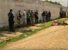 Ronda: Jovem é assassinado a tiros no bairro Matadouro