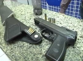 Homem é preso com diversas armas de fogo no litoral do Piauí