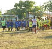 INCLUSÃO SOCIAL: escolinhas de futebol da SEMEL resgatam jovens da criminalidade
