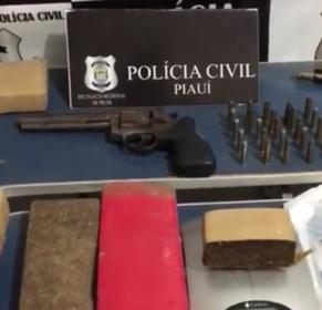 Polícia Civil apreende grande quantidade de drogas em Picos
