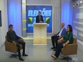 Assista na íntegra o debate dentre os candidatos a deputados estaduais no Bom Dia MN