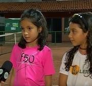 Esporte Show: tênis infantil conquista cada vez mais espaço em Teresina