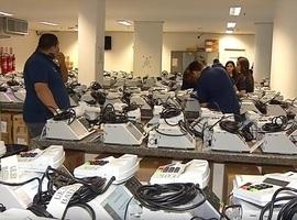 Candidatos questionam segurança das urnas eletrônicas