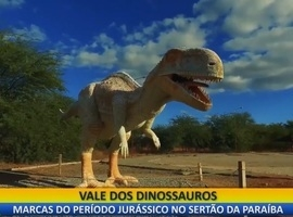 Novas Fronteiras: Dânio Sousa nos leva ao Vale dos Dinossauros na Paraíba