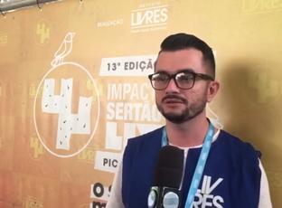 Projeto Impacto Sertão Livre oferece serviços a população da cidade de Picos-PI