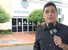 Agentes da STRANS se envolvem em discussão com motorista na zona sul de Teresina