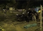 Grave acidente na avenida João XXIII deixa criança morta e pai em estado grave