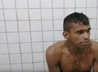 Mesmo algemado, suspeito de arrombamentos consegue fugir, mas é recapturado pela polícia