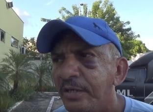 Policial sofre agressões durante atendimento de ocorrência e atira em suspeito