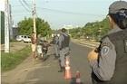 MA: Polícia realiza operação e prende homem com arma de fogo municiada