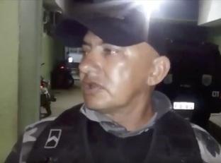 Polícia atira em veículo e prende criminosos que raptaram mulher em frente academia