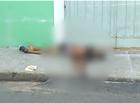 Homem é assassinado com sete facadas no Parque Piauí, zona Sul de Teresina. Reportagem de Ivan Lima