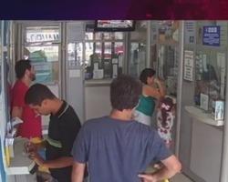 Dupla leva 18 mil de assalto em loteria na cidade de Lavras em Minas Gerais
