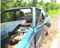 Idoso de 86 anos morre em acidente na BR 402 em Buriti dos Lopes