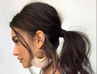Saiba quais os penteados mais práticos para a Micarina Meio Norte