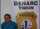 Preso homem flagrado com drogas próximo à delegacia de Timon