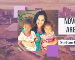 Novos Ares entrevista Norivan Lisboa sobre projeto social