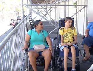 A Micarina MN trará camarotes acessíveis para pessoas com deficiência