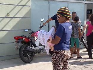 Outubro Rosa: Moradoras de rua realizaram exames de prevenção