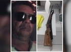 Comerciante morre baleado após discussão e suspeito é preso