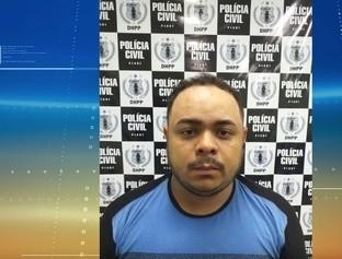 PM prende acusado de atirar em empresário durante tentativa de assalto