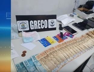 Polícia prende quadrilha acusada de assaltar agências bancárias em THE
