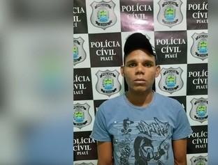 """""""Babu""""e mais dois são presos e TV""""s recuperadas em Teresina"""