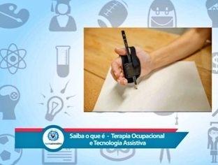 Terapia Ocupacional e Tecnologia Assistiva