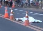 Colisão entre duas motos deixa um morto e duas pessoas feridas em THE