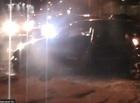 Grave acidente deixa vítima presa às ferragens de veículo em Teresina