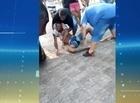 Homem é baleado por criminosos no estacionamento de clube social
