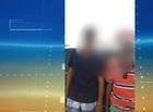 Quatro homens são presos suspeitos de cometer diversos assaltos