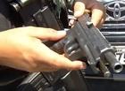 Menor é apreendido com dois coletes balísticos e arma