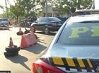 Polícia Rodoviária monitora ponte que liga Teresina a Timon