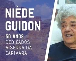 Niède Guidon conta sobre os 50 anos na Serra da Capivara